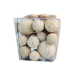 Natural Straw Ball Decorative Fill