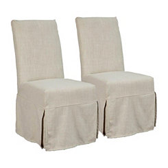 Sand Stella Dining Chairs, Set of 2