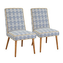 Halyard Royal Dining Chairs, Set of 2