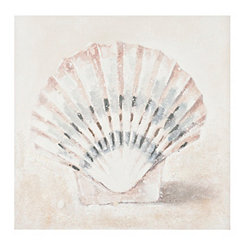 Shell I Canvas Art Print