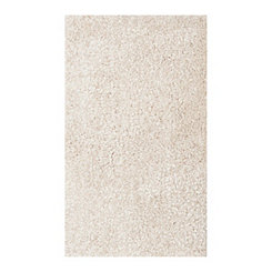 Ivory Shag Accent Rug