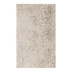 Gray Shag Accent Rug