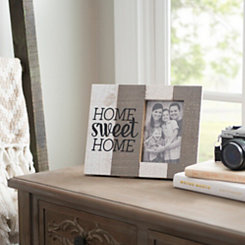 Home Sweet Home Pallet Picture Frame, 4x6