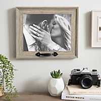 Driftwood Picture Frame with Metal Handle, 10x8