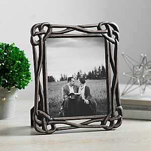 Black Knot Picture Frame, 8x10