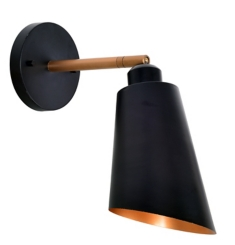 Matte Black Alvar Wall Sconce