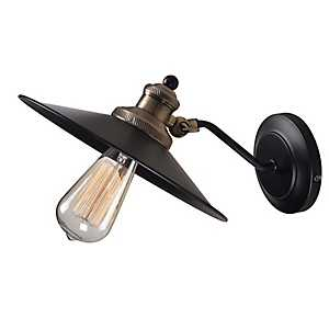 Vintage Ancestry Edison Bulb Wall Sconce