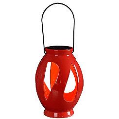 Red Leaves Solar Lantern