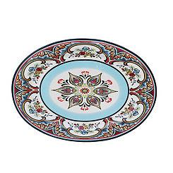 Oval Zanzibar Platter
