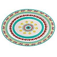 Alecante Multicolor Platter
