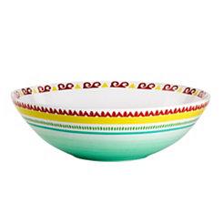 Alecante Multicolor Serving Bowl