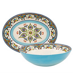 Zanzibar 2-pc. Serving Set