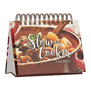 Slow Cooker Favorite Recipe Easel Book