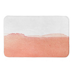 Pink Hello Gorgeous Bath Mat