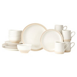 White Grayden 16-pc. Dinnerware Set