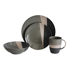 Metro 16-pc. Dinnerware Set