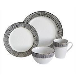 Patina 16-pc. Dinnerware Set