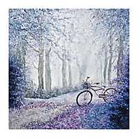 Forest Happy Place Canvas Art Print