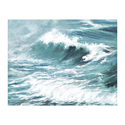 Wavelength Light Canvas Art Print