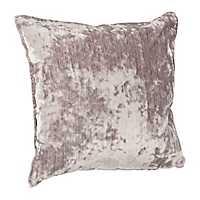 Gray Melissa Velvet Pillow