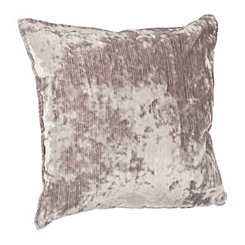 Gray Melissa Velvet Pillow