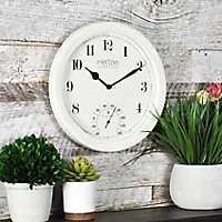 Costa Outdoor Wall Clock