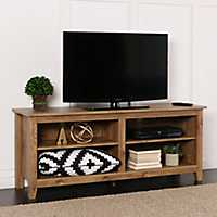 Barnwood Media Console, 58 in.