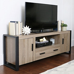 Driftwood Urban Blend Media Cabinet, 60 in.
