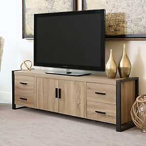 Driftwood Urban Blend Media Cabinet, 70 in.