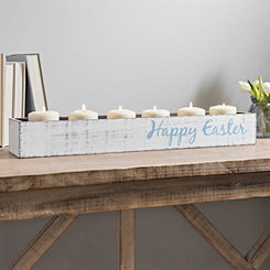 Happy Easter Large Wooden Box