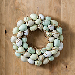 Easter Egg Foam Wreath, 14 in.