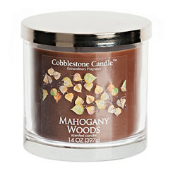 Mahogany Woods Jar Candle