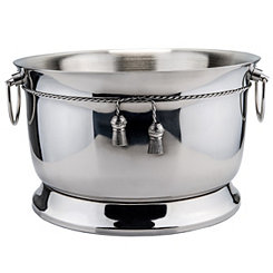 Stainless Steel Double-Walled Beverage Tub
