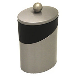 Stainless Steel Cotton Jar