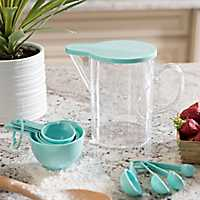 Turquoise Measuring Set
