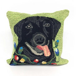 Twinkle Lab Indoor/Outdoor Pillow
