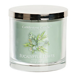 Eucalyptus Leaves Jar Candle