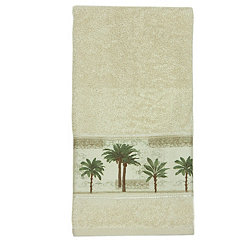 Citrus Palm Hand Towel