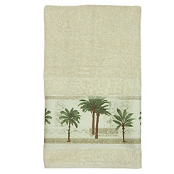 Citrus Palm Bath Towel