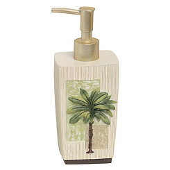 Citrus Palm Lotion Dispenser