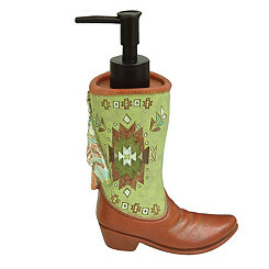 Southwest Boots Lotion Dispenser