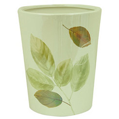 Waterfall Leaves Waste Basket