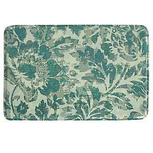 Green Milady Memory Foam Bath Mat