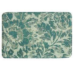 Green Milady Memory Foam Bath Mat