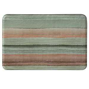 Pink Wyeth Memory Foam Bath Mat