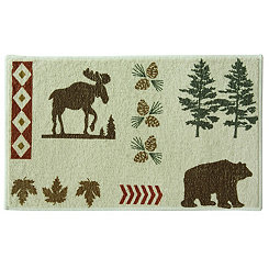 North Ridge Bath Mat