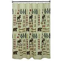 North Ridge Shower Curtain
