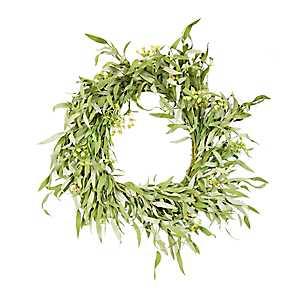 Meadow Greenery Wreath