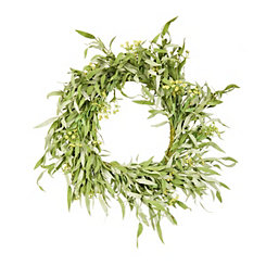 Meadow Greenery Wreath