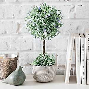 Lavender Topiary Arrangement